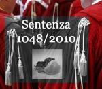 Sentenza Corte di Cassazione n°1048 del 2010