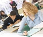 Studenti in una prova d'esame
